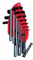 Набор 6-ти гранных 8 ед. 1.5-6 мм STANLEY 0-69-251