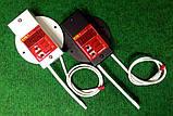 Вбудований терморегулятор 2в1 для інфрачервоної панелі опалення КРІП, фото 3