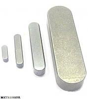 Шпоночный материал калиброванный ст.45 4х4 мм