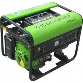 Генератор газовый Greenpower CC3000 LPG/NG-B