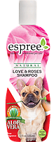 E01627 Espree Love & Roses Shampoo, 355 мл