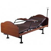 Кровать медицинская механическая для ухода на дому YG-6 Heaco