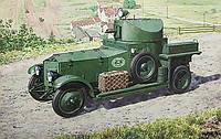 1:72 Сборная модель бронеавтомобиля Rolls-Royce Mk.I, Roden 731