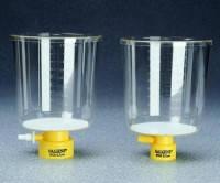 Системы вакуумной фильтрации, Bottle-Top-Filter Объем 500 мл Резьба 33 GL Размерпор 0,20 мкм Диаметрмембраны 75 мм