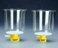 Системы вакуумной фильтрации, Bottle-Top-Filter Объем 150 мл Резьба 33 GL Размерпор 0,20 мкм Диаметрмембраны 50 мм