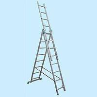 Лестница универсальная SADKO 3x9 (5.5 м)