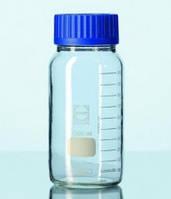 Широкогорлые бутыли GLS 80® protect, DURAN® Объем 250 мл Диаметр 95 мм Высотабезкрышки 105,5 мм
