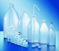 Бутылки с узкой горловиной, серия 301, PE-LD Объем 10 мл Диаметр 26,0 мм Высота 46,5 мм Внешняярезьба 14 мм