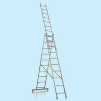 Лестница универсальная SADKO 3x11 (6,75 м)