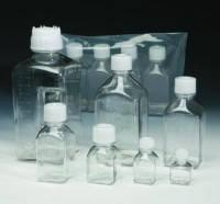 Бутылки Media, сертифицированный тип чистоты 382019, ПЭТГ, стерильные Тип 382019 Объем 30 мл Крышка 20 mm /дизайн 415