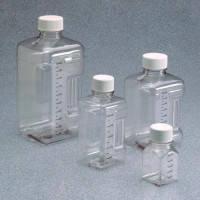 Бутылки Biotainer® InVitro, тип 3025, ПЭТГ, стерильные Тип 3230 Объем 2000 мл Крышка 48 mm