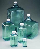 Бутылки Biotainer® InVitro, тип 3030, ПС, стерильные Тип 3233 Объем 2000 мл Крышка 48 mm