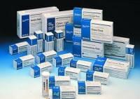 Индикаторные полоски MERCKOQUANT® Для Свинец Диапазонизмерений 20 - 500 мг/л Pb