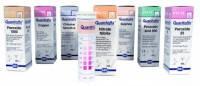 Тестовые полоски QUANTOFIX® Для Сульфит Диапазонизмерений 0 ... 1000 мг/л SO32-