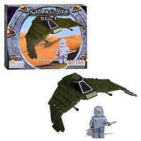 Конструктор 01106 S (6шт) Звездные врата, 140 дет, в кор-ке, 29-23-4см
