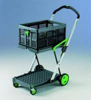 Тележка clax Mobil comfort Тип Запасная коробка clax Klappbox, 46 л