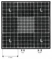 Камера подсчета с сеткой Нейбауэра, светящиеся линии Тип Камера подсчета с сеткой Нейбауэра, светящиеся линии