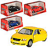 Машинка KINSMART AUDI TT COUРE KT 5016 W 1:32