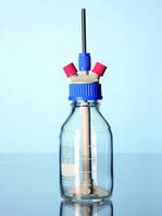 Реактор с мешалкой GL 45 Описание Запасная навинчивающаяся насадка для GL45 реактора с мешалкой (без мешалки)