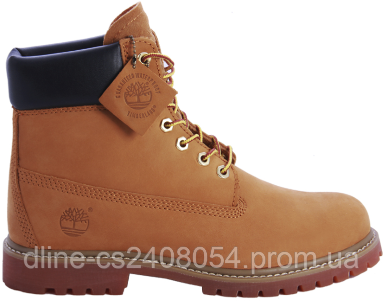 "Ботинки Timberland 6"" Yellow"