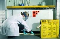 Салфетки Р 110 для сорбции кислот и других агрессивных химических жидкостей, размеры 33 см х 28 см, обьем сорбции - 0,25 л, 50 шт/уп.