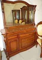 Буфет с зеркалом в классическом стиле, гостиная  CF 8639