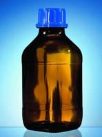 Дозаторы бутылочные, Dispensette® III, принадлежности, PE-LD Объем 500 мл Резьба 32 GL Ширина 80 мм Высота 195 мм