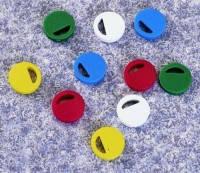 Цветная кодировка для крио-пробирок, ПС Тип 5445 Цвет желтый