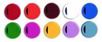 Цветовая крио кодировка для криопробирок Nunc Цвет Белый