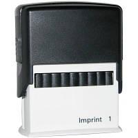 Оснастка для штампа  38*14 мм, черный Imprint 1