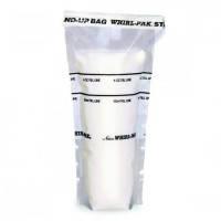 Whirl-Pak® Стерильные самостоящие пакеты для отбора и подготовки проб, PE Тип Объем 120 мл Макс.объем 80 мл Размеры(Ш x Д) 75x185 мм Материал LDPE
