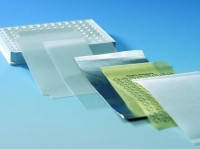 Плёнки самоклеящиеся для микропланшет BRANDplates®, для хранения образцов, одинарная пленка, ДМСО-устойчивая, полипропилен, уп. 100 шт