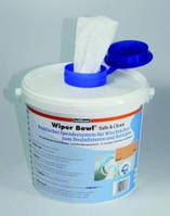 LLG диспенсер для влажных салфеток Wiper Bowl® Safe & Clean Тип LLG салфетки для очистки Multitex DR