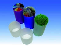 Пластиковые бокалы для криогенных сосудов Дьюара Описание Диаметр 65 мм, высота 118 мм