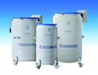 Емкость для криогенного хранения,  серия LO 2000, с контейнерами Тип LO 2250 M Объем 236 л Кол-воампул 9600 2 мл Кол-воклеток 12 Кол-воколонн 8 Времяу
