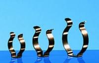 Клипса-зажим для инкубатора 7601 Тип 7937 Для диаметра 51 (8/16) * мм