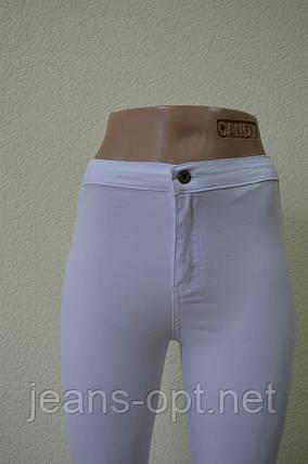 Цветные женские брюки БЕЛЫЕ Kilroy 1298, фото 2
