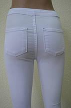 Цветные женские брюки БЕЛЫЕ Kilroy 1298, фото 3
