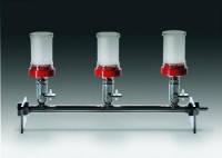 Уплотнение силиконовое крышки для воронки 500 мл системы вакуумной фильтрации