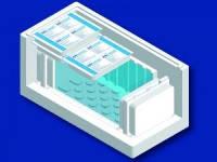 Система упаковки Icecatch®, пенополистирол Описание Система упаковки 12,8 л Размеры(Ш х Д х В) 365 x 270 x 250 мм Размер камеры 305 x 210 x 200 мм