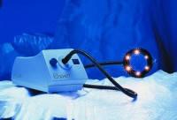 Принадлежности для источников холодного света, KL 300 LED / KL 1600 LED / KL 2500 LCD Описание Гибкий световод в ПВХ оболочке, одинарный, 4.5 мм диам.