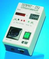 Температурный регулятор TEMPAT®-DSI Для Pt100 Диапазонтемператур 0 ... 400 °С