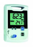 Регистратор температуры и влажности LOG 110, внутренний датчик, 0...99% RH, -30...+70 / 0,5°C