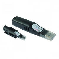 Регистратор температуры и влажности LOG32TH, -40...+70°С / 0...100% RH, USB-интерфейс