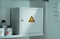 Шкаф для хранения химических веществ [EN]: Poisons compartment for chemical cabinet 370 x 322 x 350 mm