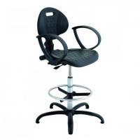 Лабораторные стулья, полиуретановый наполнитель Тип Высота  мм Описание