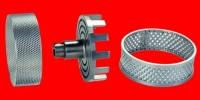 Детали для роторной мельницы PULVERISETTE 14 classic line Тип Модернизационный комплект для больших объемов