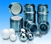 Размольные стаканы для вибрационной мельницы MM 400 Материал Оксид циркония Объем 35,0 мл