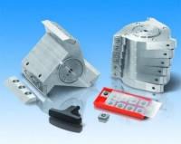 Роторы и резервуары SM 100 / 200 / 300 Описание Резервуар, 30 л, пластик, с адаптером и шланг-фильтром