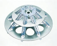 Роторы для концентратора Concentrator plus Тип F-45-72-8 Описание для 72 пробирок 0.5 мл (8 x 31 мм)